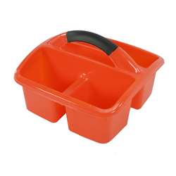 Deluxe Small Utility Caddy Orange, ROM26909
