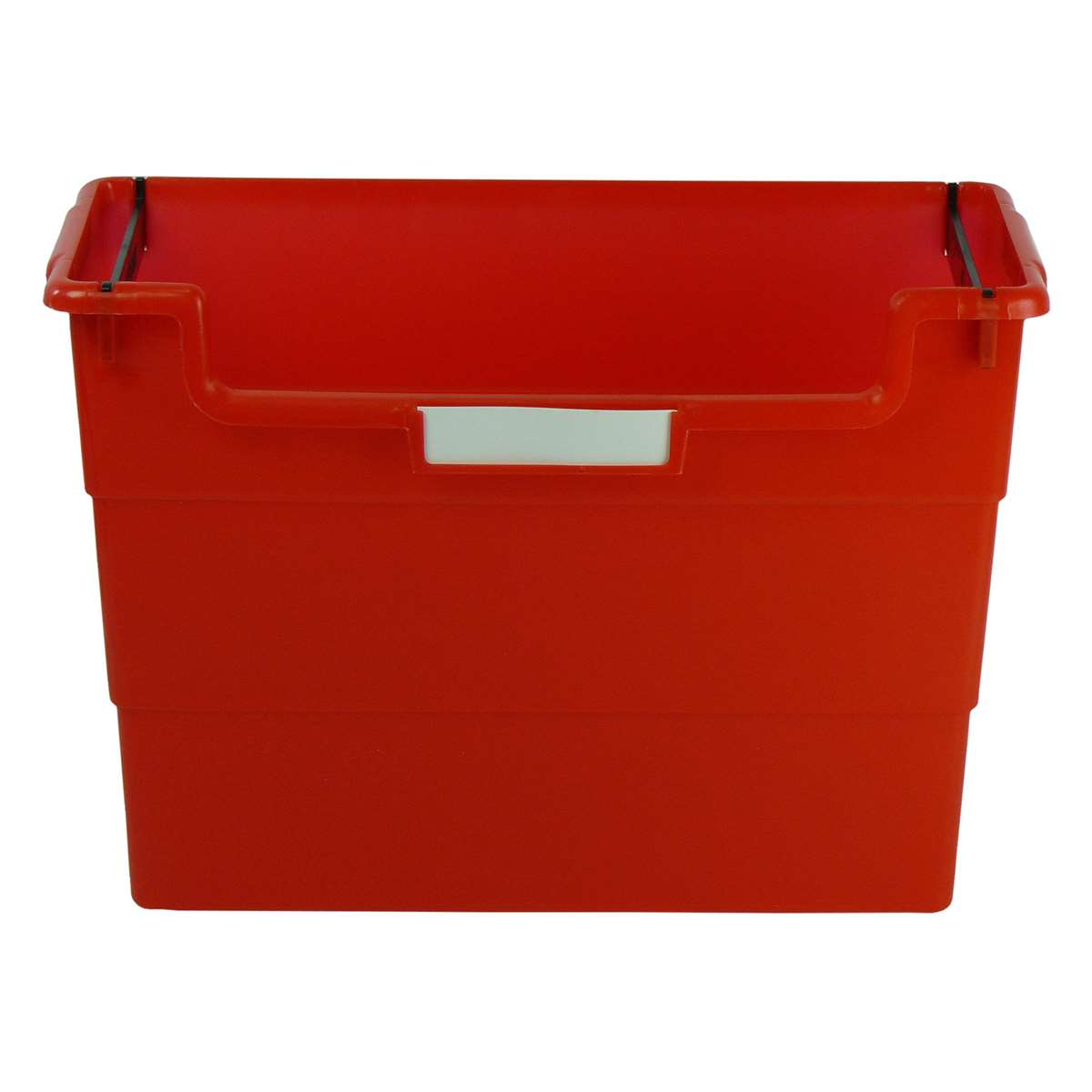 Desktop Organizer Red Rom77602
