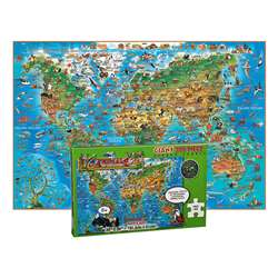 Animals Of The World Jigsaw Puzzle, RWPDP004