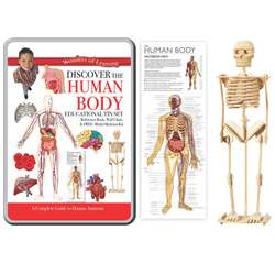 Tin Set Discover The Human Body Wonders Of Learnin, RWPTS01