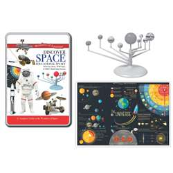 Tin Set Discover Space Wonders Of Learning, RWPTS04