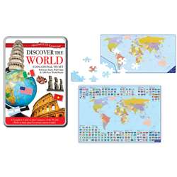 Tin Set Discover The World Wonders Of Learning, RWPTS05