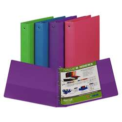 Fashion Color Binder 2In Capacity By Samsill