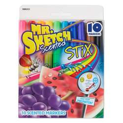Mr Sketch Scented Stix 10Ct, SAN1905313
