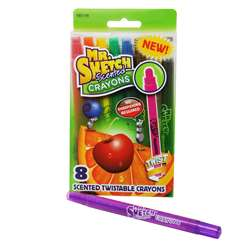 Mr Sketch Scented Twist Crayon 8 Ct, SAN1951199