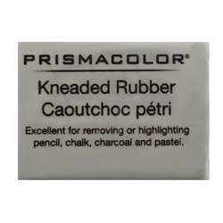 Prismacolor Large Kneaded Rubber Erasers By Sanford Lp