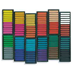 144 Count Chalk Pastels By Sargent Art