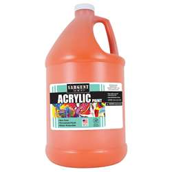 64Oz Acrylic - Orange By Sargent Art