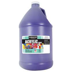 64Oz Acrylic - Violet By Sargent Art