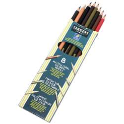 8Ct Sargent Colors Of My Friends Multicultural Pencil 7 In By Sargent Art