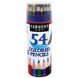 Colored Pencils 54 Colors Tub, SAR227286