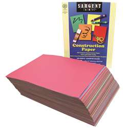 500Ct Construction Paper, SAR234098