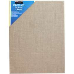Stretched Canvas Burlap 16X24, SAR902030