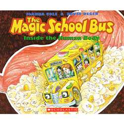 Magic Schl Bus Inside By Scholastic Books Trade