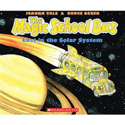 Magic School Bus Lost In Solar Sys By Scholastic Books Trade