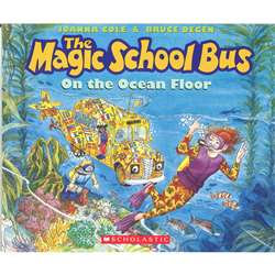 Magic School Bus On The By Scholastic Books Trade