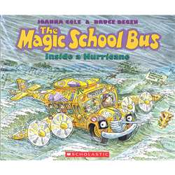 Magic School Bus Inside A By Scholastic Books Trade