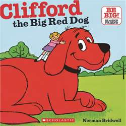 Clifford The Big Red Dog Carry Along Book & Cd, SB-9780439875875
