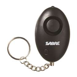 Mini Personal Alarm with Led Light, SBCPAMPALL