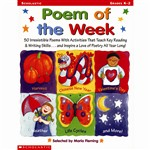 Poem Of The Week Gr K-2 By Scholastic Books Trade