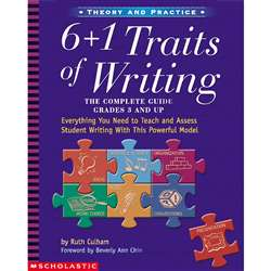 6 & Up 1 Traits Of Writing The Complete Guide By Scholastic Books Trade