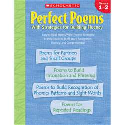 Perfect Poems with Strategies For Building Fluency, SC-0439438306
