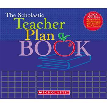 Scholastic Teacher Plan Book 2Nd Edition By Scholastic Books Trade