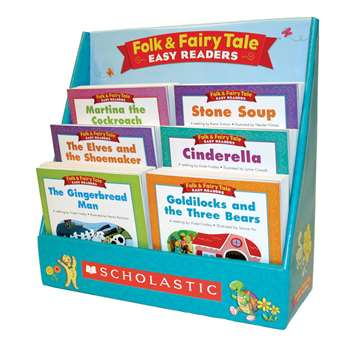 Folk & Fairy Tale Easy Readers By Scholastic Books Trade