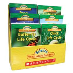 Science Vocabulary Readers Life Cycles By Scholastic Books Trade