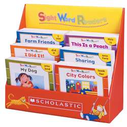 Sight Word Readers Set By Scholastic Books Trade