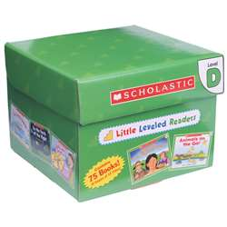 Little Level Readers Set D By Scholastic Books Trade