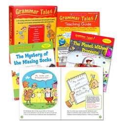 Grammar Tales Box Set By Scholastic Books Trade