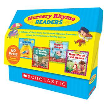 Nursery Rhyme Readers, SC-525020