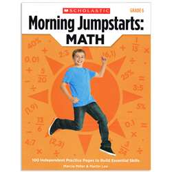 Morning Jumpstarts Math Gr 6 By Scholastic Teaching Resources