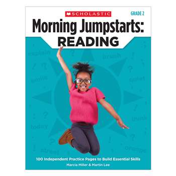 Morning Jumpstarts Reading Gr 2 By Scholastic Teaching Resources
