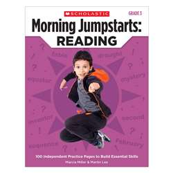 Morning Jumpstarts Reading Gr 3 By Scholastic Teaching Resources