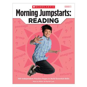 Morning Jumpstarts Reading Gr 5 By Scholastic Teaching Resources