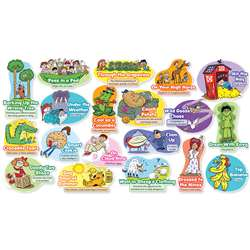 Must Know Idioms Bulletin Board Set By Scholastic Teaching Resources