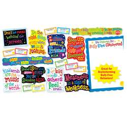 Our Bully Free Classroom Bulletin Board Set By Scholastic Teaching Resources