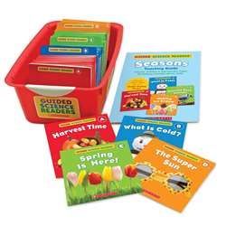 Guided Science Readers Super Set Seasons, SC-556150