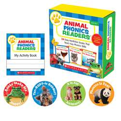 Shop Animal Phonics Readers Parent Pack - Sc-565112 By Scholastic Teaching Resources