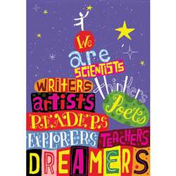 Shop We Are Thinkers Pop Chart - Sc-565375 By Scholastic Teaching Resources