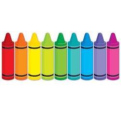 Shop Jumbo Crayons Accents - Sc-565400 By Scholastic Teaching Resources