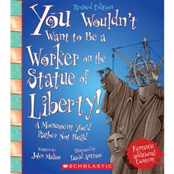 Worker On Statue Of Liberty Rev Ed You Wouldnt Wan, SC-659354