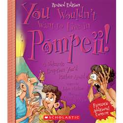 "Live "" Pompeii Revised Edition You Wouldnt Want T, SC-659357"