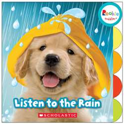 Board Book Listen To The Rain Rookie Toddler, SC-675656