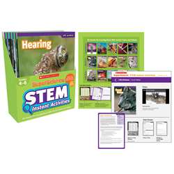 Superscience Gr 4-6 Stem Instant Activities, SC-809901