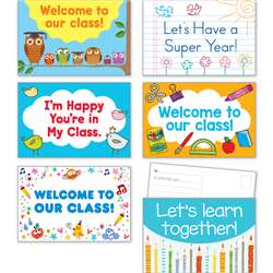 Back To School Postcards, SC-810514