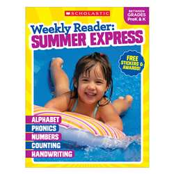Weekly Reader Summer Express G Pk-K, SC-810888