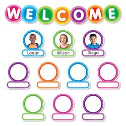 Color Your Classroom Welcome Bulletin Board Set, SC-812779